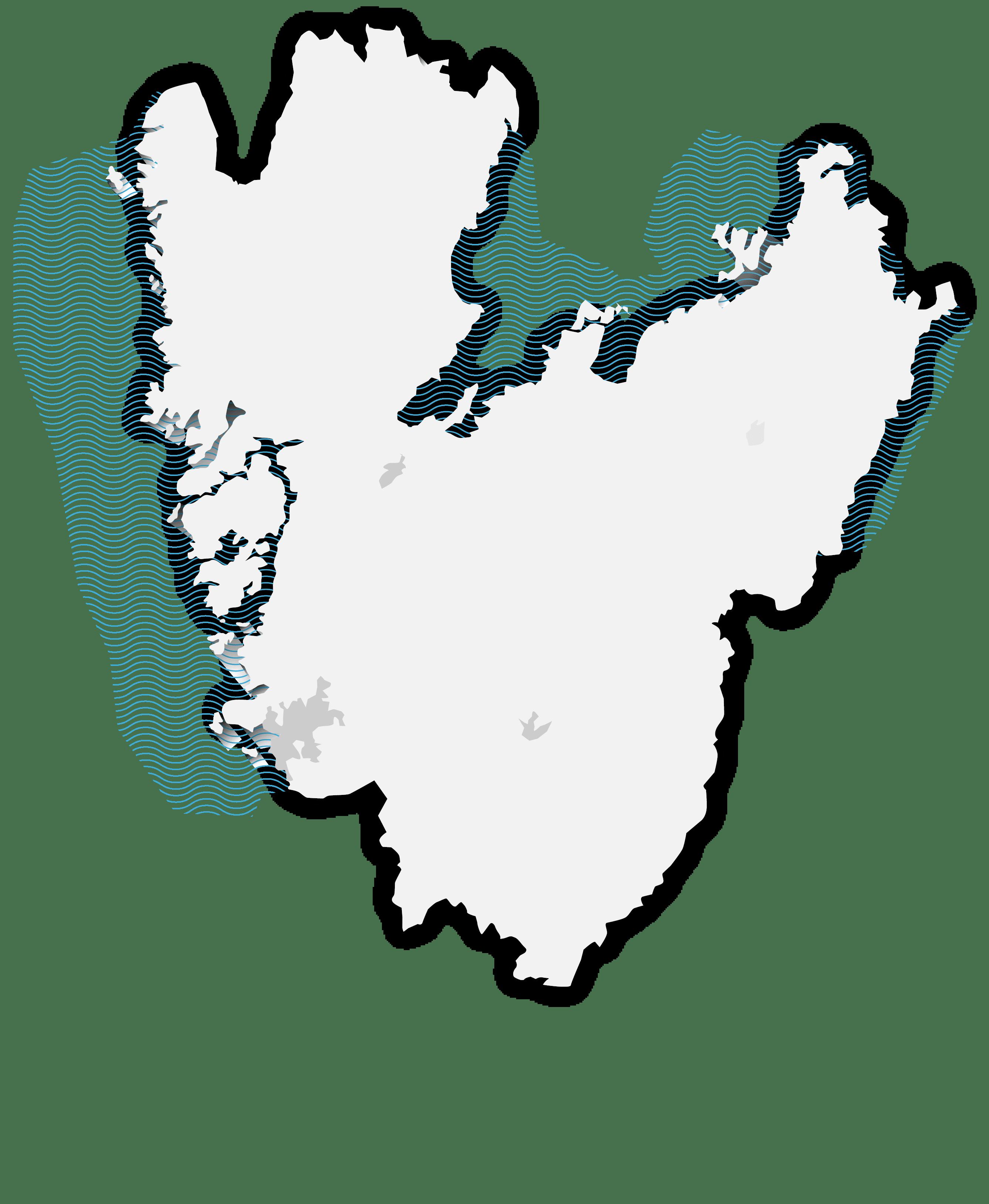 Bas för karta